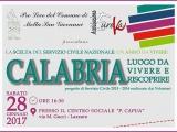 Convegno sul servizio civile in Calabria