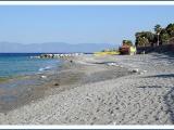 Spiaggia Lazzaro estate 2017
