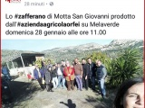 "Lo zafferano di Motta in TV su ""Mela verde"""