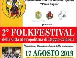 2° Folkfestival della città metropolitana