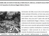 112 anni fa il terremoto che distrusse Reggio Calabria e Messina