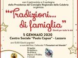 Tradizioni di Famiglia 2020